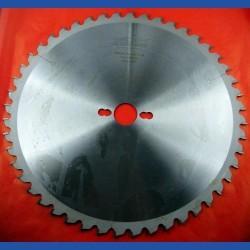 EDN Hartmetallbestücktes Kreissägeblatt WKN spezial für Kappsägen mittel – Ø 315 mm, Bohrung 30 mm
