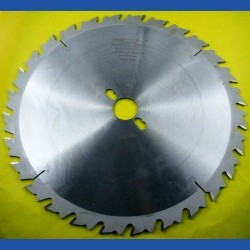 EDN Hartmetallbestücktes Zuschneidsägeblatt Typ LWZ – Ø 300 mm, Bohrung 30 mm