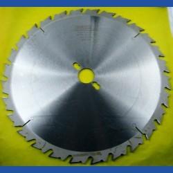 EDN Hartmetallbestücktes Zuschneidsägeblatt Typ LWZ – Ø 315 mm, Bohrung 30 mm
