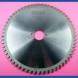 EDN Hartmetallbestücktes Kreissägeblatt Serie 05 orange Wechselzahn fein – Ø 225 mm, Bohrung 30 mm