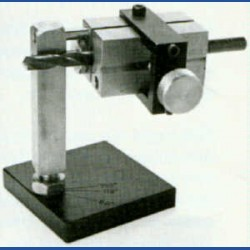 Kaindl Bohrer-Schleifgerät für Heimwerker - Stahl-Ausführung