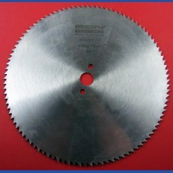 EDN Feinzahn-Kreissägeblatt CV blank – Ø 200 mm, Bohrung 16 mm