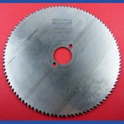 EDN Feinzahn-Kreissägeblatt CV blank – Ø 200 mm, Bohrung 30 mm
