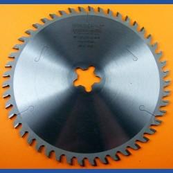 EDN Hartmetallbestücktes Kreissägeblatt Serie 05 orange Wechselzahn sehr fein für Festool PRECISIO CS 50 – Ø 190 mm, Bohrung FF