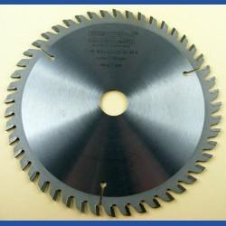 EDN Hartmetallbestücktes Kreissägeblatt Serie 05 gold Wechselzahn extra fein schmal für Sägen von Festool – Ø 160 mm, Bohrung 20