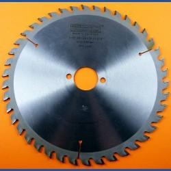 EDN Hartmetallbestücktes Kreissägeblatt Serie 05 orange Wechselzahn fein – Ø 210 mm, Bohrung 30 mm