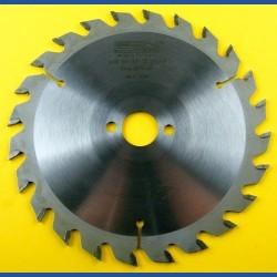 EDN Hartmetallbestücktes Kreissägeblatt Serie 05 gelb Wechselzahn mittel – Ø 150 mm, Bohrung 20 mm