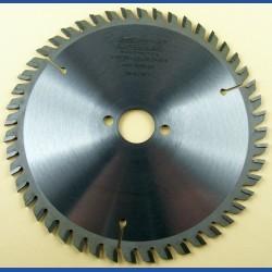 EDN Hartmetallbestücktes Kreissägeblatt Serie 05 gold Wechselzahn extra fein – Ø 150 mm, Bohrung 20 mm