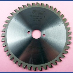 EDN Hartmetallbestücktes Kreissägeblatt ATF Allround grün – Ø 150 mm, Bohrung 20 mm