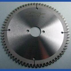 blueline by AKE Aluminium-Kreissägeblatt HW negativ extra fein für Sägen von Festool – Ø 190 mm, Bohrung 30 mm