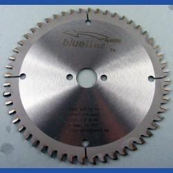 blueline by AKE Aluminium-Kreissägeblatt HW negativ extra fein für Sägen von Festool – Ø 160 mm, Bohrung 20 mm