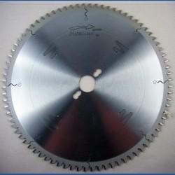 blueline by AKE Aluminium-Kreissägeblatt HW negativ sehr fein – Ø 305 mm, Bohrung 30 mm