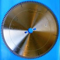 blueline by AKE Aluminium-Kreissägeblatt HW positiv extra fein – Ø 350 mm, Bohrung 30 mm