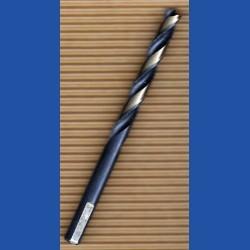 rictools Edelstahlbohrer HSS-G-Co spezial plus Ø 9 mm | Gesamtlänge 125 mm, Arbeitslänge 81 mm
