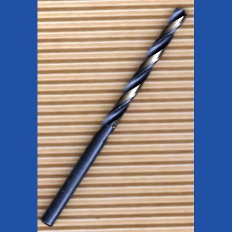 rictools Edelstahlbohrer HSS-G-Co spezial Ø 4,8 mm | Gesamtlänge 86 mm, Arbeitslänge 52 mm