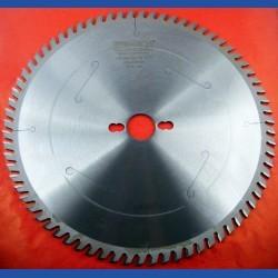 EDN Superline Hartmetallbestücktes Kreissägeblatt KWS Wechselzahn sehr fein – Ø 300 mm, Bohrung 30 mm