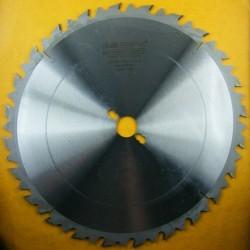 EDN Hartmetallbestücktes Zuschneidsägeblatt Typ LFZ 2 grob – Ø 355 mm, Bohrung 30 mm