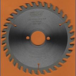 EDN Hartmetallbestücktes Kreissägeblatt Serie 05 orange Wechselzahn fein – Ø 150 mm, Bohrung 30 mm