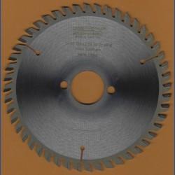 EDN Hartmetallbestücktes Kreissägeblatt Serie 05 gold Wechselzahn extra fein – Ø 150 mm, Bohrung 30 mm