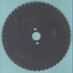 PRÄZISA Jännsch Chrom-Vanadium Kreissägeblatt Type B Feinzahn – Ø 160 mm, Bohrung 20 mm