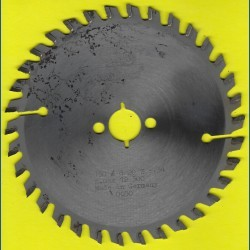 toolboss Hartmetallbestücktes Kreissägeblatt Standard Feinzahn – Ø 150 mm, Bohrung 20 mm