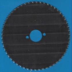toolboss Kreissägeblatt Chrom-Vanadium C Feinstzahn – Ø 170 mm, Bohrung 30 mm