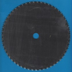 toolboss Kreissägeblatt Chrom-Vanadium C Feinstzahn – Ø 190 mm, Bohrung 16 mm