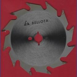 BELLOTA HM-Handkreissägeblatt Serie gelb A Grobzahn – Ø 150 mm, Bohrung 16 mm