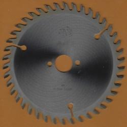 LUX Profi Plus Handkreissägeblatt hartmetallbestückt Wechselzahn fein – Ø 140 mm, Bohrung 20 mm