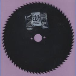 WAGNER Black Cut CV Kreissägeblatt Spitzzahn fein mit Antihaftbeschichtung – Ø 180 mm, Bohrung 20 mm