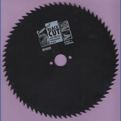 WAGNER Black Cut CV Kreissägeblatt Spitzzahn fein mit Antihaftbeschichtung – Ø 190 mm, Bohrung 20 mm