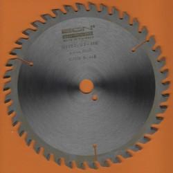 EDN Hartmetallbestücktes Kreissägeblatt Serie 05 orange Wechselzahn fein – Ø 190 mm, Bohrung 16 mm