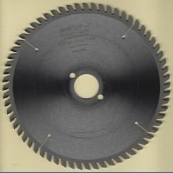 EDN Hartmetallbestücktes Kreissägeblatt Serie 05 gold Wechselzahn extra fein – Ø 200 mm, Bohrung 30 mm