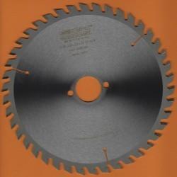 EDN Hartmetallbestücktes Kreissägeblatt Serie 05 orange Wechselzahn fein – Ø 200 mm, Bohrung 30 mm