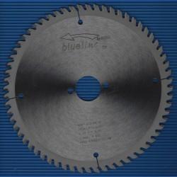 blueline by AKE Handkreissägeblatt HW Wechselzahn extra fein – Ø 200 mm, Bohrung 30 mm