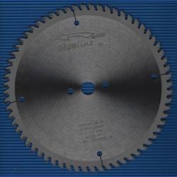 blueline by AKE Handkreissägeblatt HW Wechselzahn extra fein – Ø 200 mm, Bohrung 16 mm