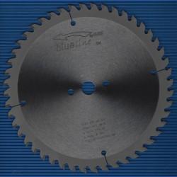 blueline by AKE Handkreissägeblatt HW Wechselzahn sehr fein – Ø 200 mm, Bohrung 16 mm