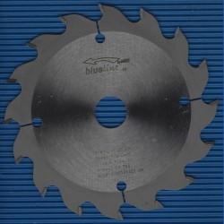 blueline by AKE Handkreissägeblatt HW Wechselzahn grob extra dünn für Akkusägen von Makita – Ø 136 mm, Bohrung 20 mm