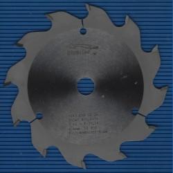 blueline by AKE Handkreissägeblatt HW Wechselzahn grob – Ø 150 mm, Bohrung 16 mm