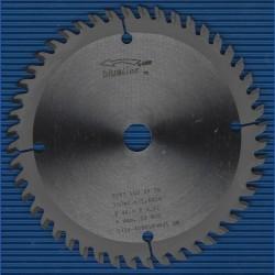 blueline by AKE Handkreissägeblatt HW Wechselzahn extra fein – Ø 150 mm, Bohrung 16 mm