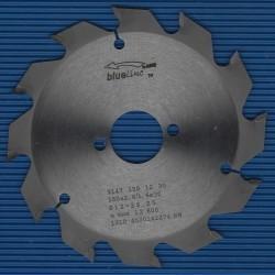 blueline by AKE Handkreissägeblatt HW Wechselzahn grob – Ø 150 mm, Bohrung 30 mm