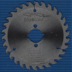 blueline by AKE Handkreissägeblatt HW Wechselzahn fein – Ø 150 mm, Bohrung 30 mm