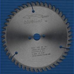 blueline by AKE Handkreissägeblatt HW Wechselzahn sehr fein – Ø 160 mm, Bohrung 16 mm