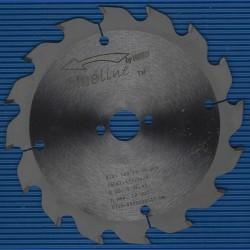 blueline by AKE Handkreissägeblatt HW Wechselzahn grob – Ø 160 mm, Bohrung 20 mm