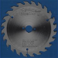 blueline by AKE Handkreissägeblatt HW Wechselzahn mittel dünn für Akkusägen von Festool, Mafell und BOSCH – Ø 160 mm, Bohrung 20