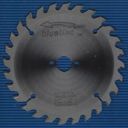 blueline by AKE Handkreissägeblatt HW Wechselzahn mittelfein schmal für Sägen von Festool – Ø 160 mm, Bohrung 20 mm