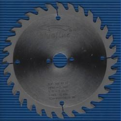blueline by AKE Handkreissägeblatt HW Wechselzahn fein für Akkusägen von Festool und Mafell – Ø 160 mm, Bohrung 20 mm