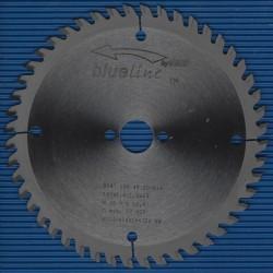 blueline by AKE Handkreissägeblatt HW Wechselzahn sehr fein – Ø 160 mm, Bohrung 20 mm