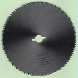 BOSCH Chrom-Vanadium-Sägeblatt für Kreissägen – Ø 150 mm, Bohrung 16 mm