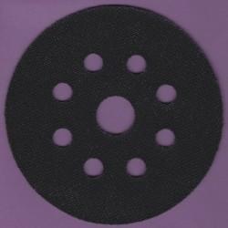 rictools Schutz-Pad für Exzenter-Schleifer – Ø 125 mm 8 / 9-fach gelocht